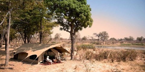 6-Day Superb Okavango and Linyanti Lodge Tour