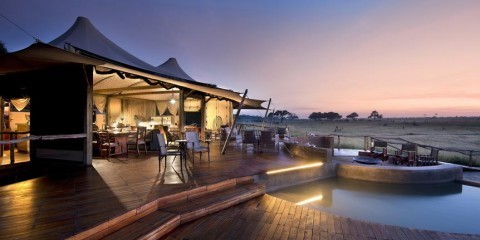 6-Day Victoria Falls & Hwange in Style