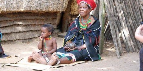1-Day Valley of 1000 Hills , Zulu Cultural Village Tour