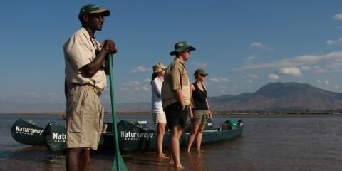 6-Day Zimbabwe Fisheagle Canoe Safari