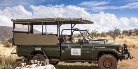 3-Day Tambuti Private Lodge Tour in Pilanesberg Reserve