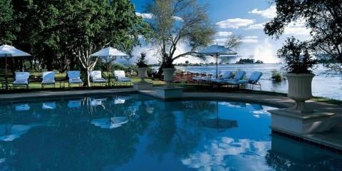 5-Day Victoria Falls, Zambezi & Chobe