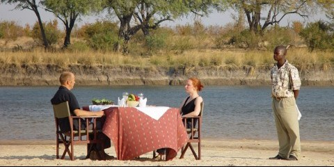 2-Day Tongabezi Lodge