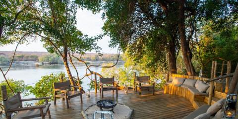 4-Day Tsowa Safari Island Victoria Falls