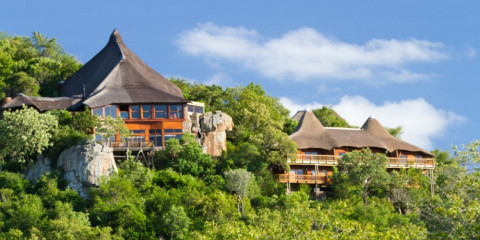 2-Day Ulusaba Rock Lodge - 1 Night