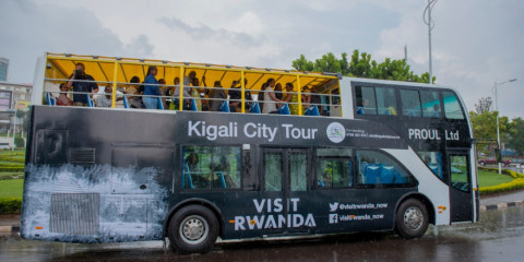 1-Day Kigali City Tour and Kigali Genocide Memorial