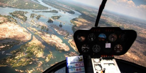 9-Day Botswana + Victoria Falls Luxventure®: Wild Waters