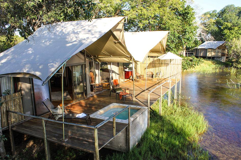 Zambezi Sands River Camp - 1 Night