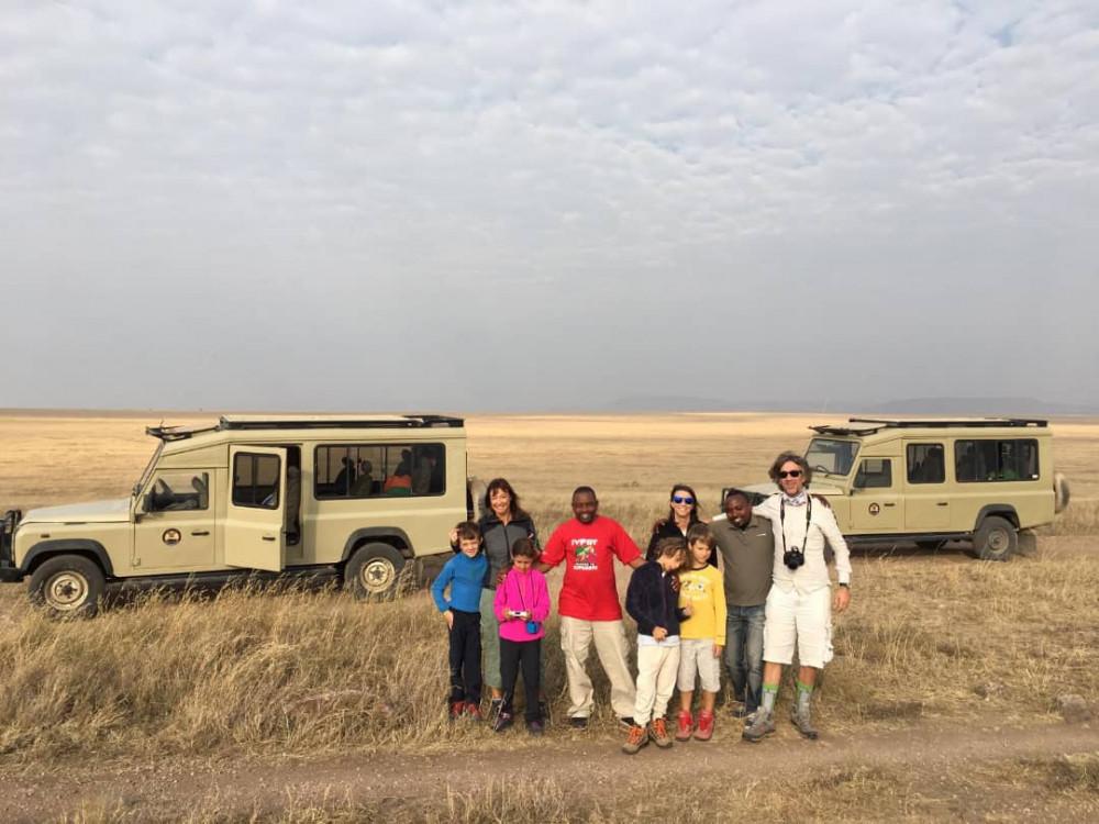 Experience Southern Tanzania ( Mikumi & Ruaha )