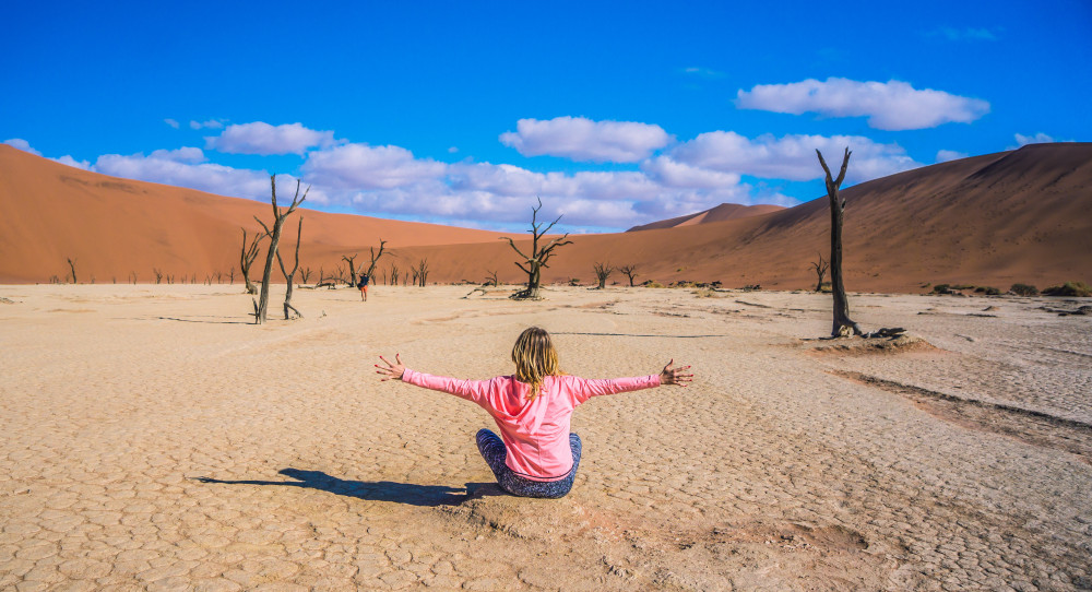 Etosha, Swakopmund + Namib Desert Exploration