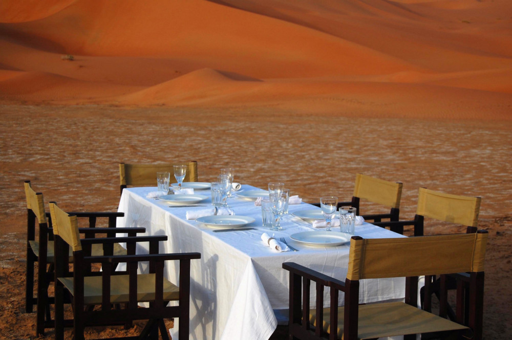 Luxury Namibia Fly-in & Private Guided Safari
