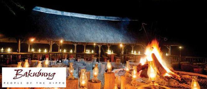 Bakubung Bush Lodge Trip