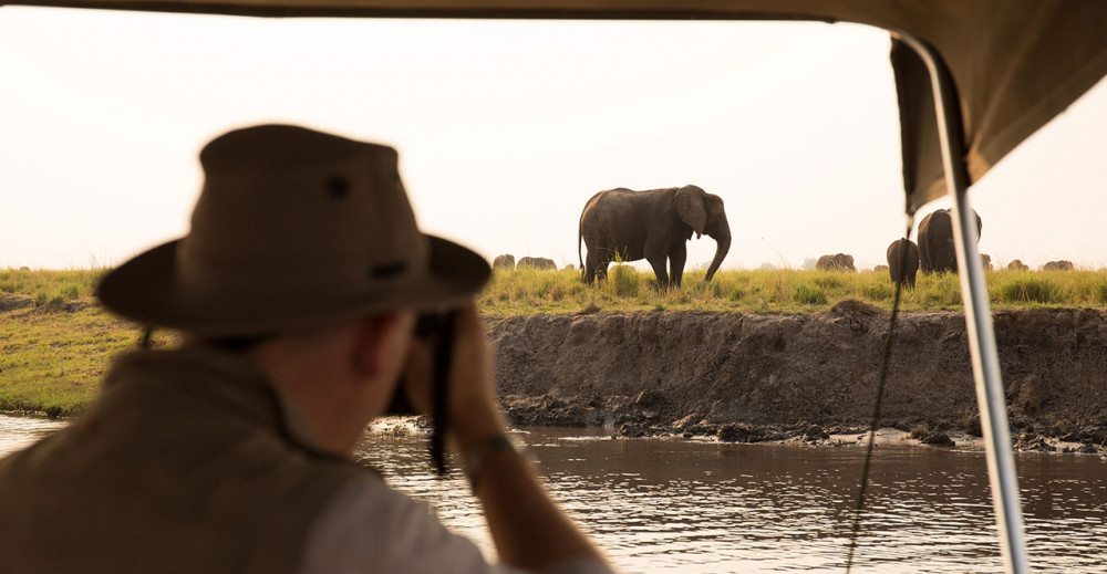 Victoria Falls + Chobe, Botswana