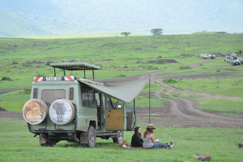 Northern Tanzania Group Joining Safari