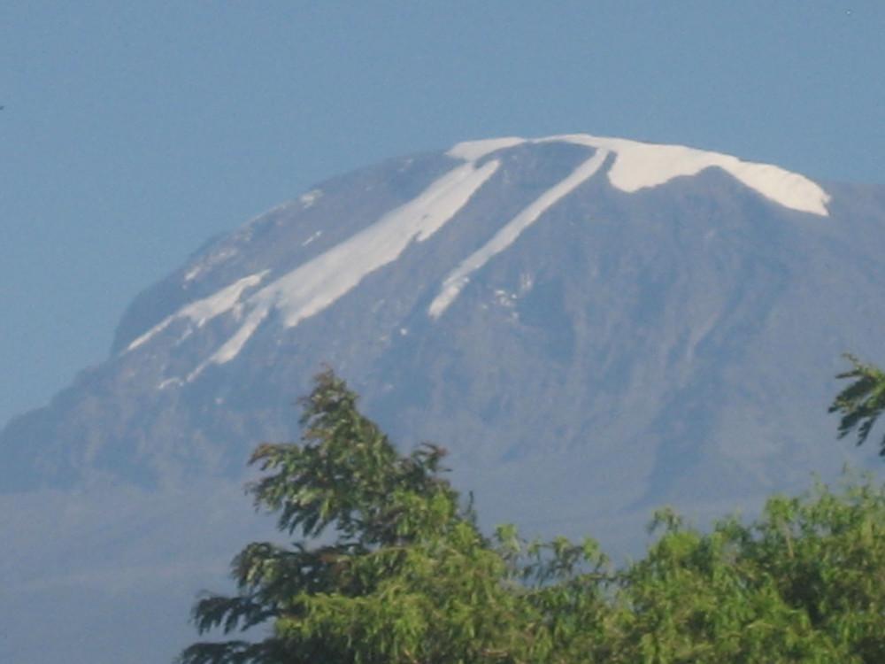 Kilimanjaro Hiking Machame Route