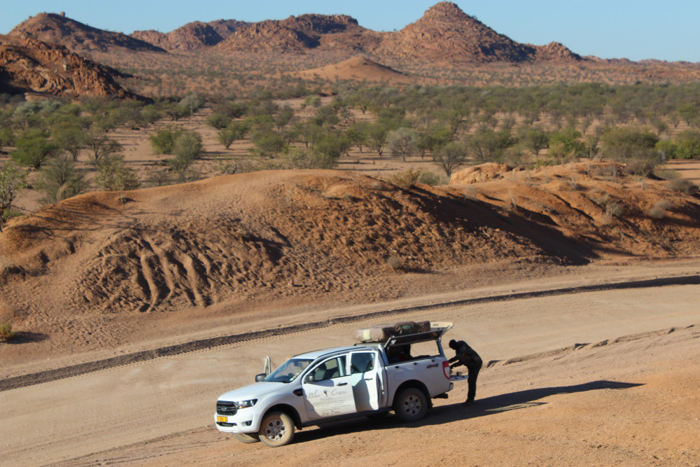Namibia South & North Accommodated Tour