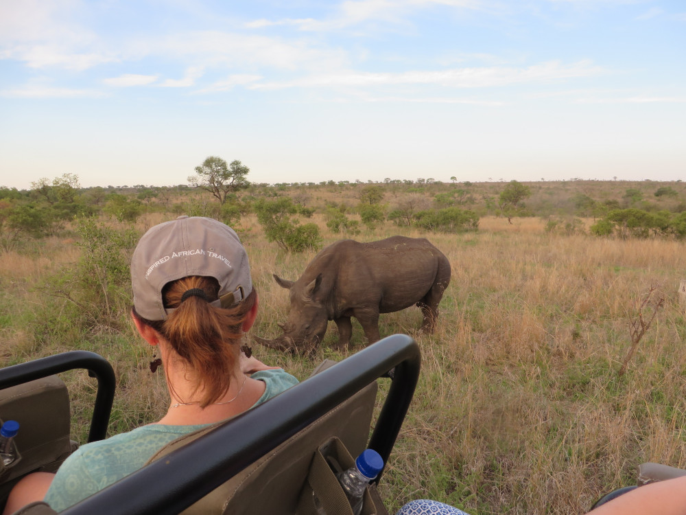 Greater Kruger Safari with Chacma Bush Camp