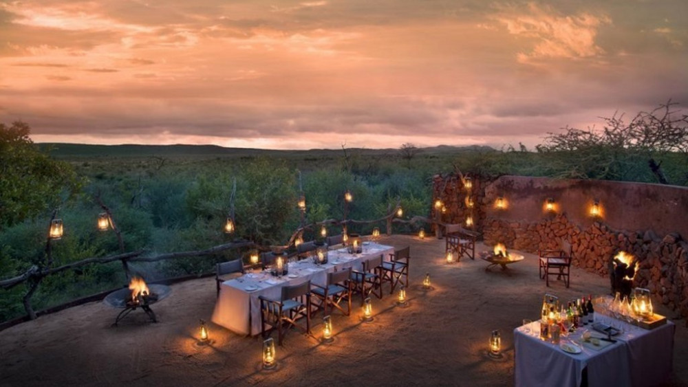 Madikwe River Lodge - 1 Night