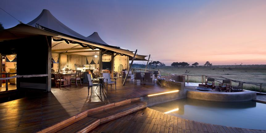 Victoria Falls & Hwange in Style
