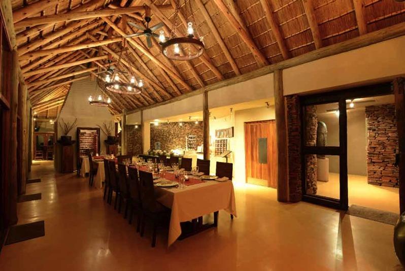 Etali Safari Lodge 1 Night