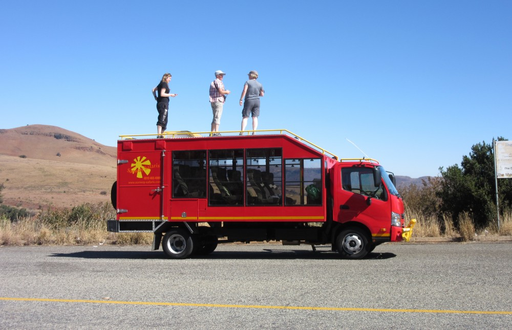 South Africa Rainbow Route