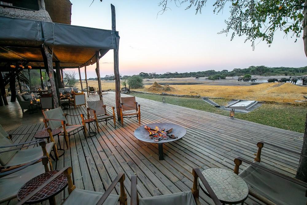 The Hide - Hwange National Park Zimbabwe