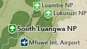 Click to view the map of Zambia