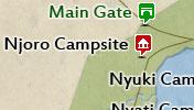 Click to view the map of Lake Nakuru National Park