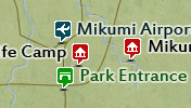 Click to view the map of Mikumi National Park
