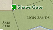 Click to view the map of Sabi Sand Game Reserve