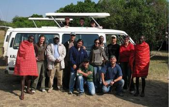 Best Camping Tours and Safari Masai Mara Campsite