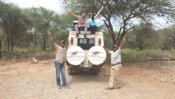 Kileo Tours on Safari