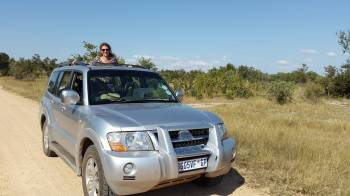 Mmilo Tours Vehicle in the Pilanesberg Park.