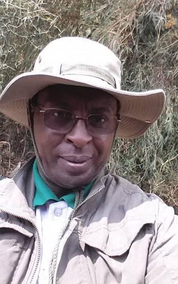 Aggrey Jimmy Mwesigwa MD Trek Africa Eco-Tours Ltd