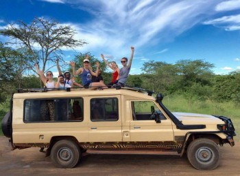 The Safari Chapter Uganda Photo
