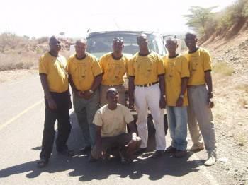 The Team Behind Kenya Walking Survivors Safaris