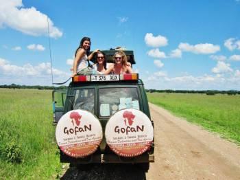 Gofan Safaris & Travel Africa Photo