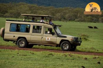 Allen Tanzania Safaris Photo