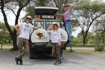 Good services makes  our clients to enjoy safari