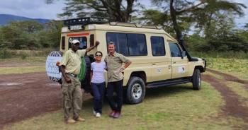 Safari Big 5 Photo