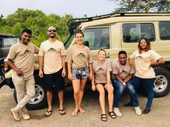 Montez Africa Safaris Team.