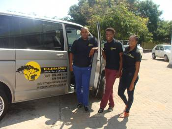 Thalerra Tours Shuttles & Safaris Photo