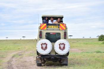 Zoujin Africa Safaris Ltd Photo