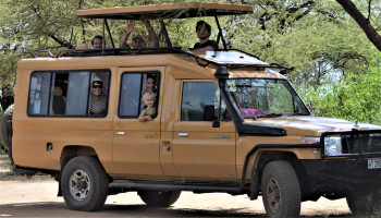 On Safari with E-Trip Africa