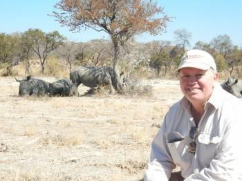 John Cooper (Coop) owner of African Adventures