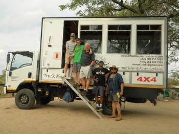 Armadillo Overland Safaris Photo