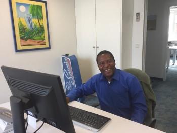 Mr. Fredrick A. Mbwambo, the director of GMS