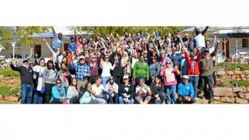 The Giltedge family - end of the year function