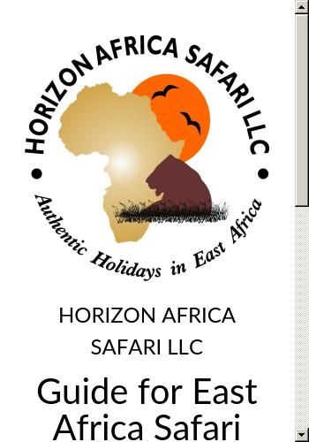 Horizon Africa Safari LLC Photo