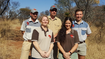 Red Africa Safaris Team